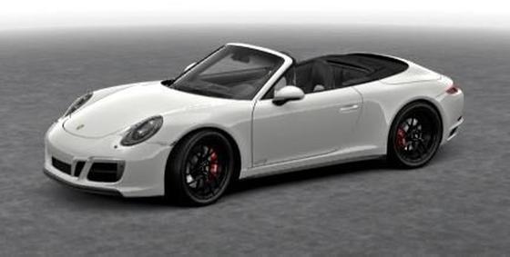 2019 Porsche 911 Carrera GTS:3 car images available