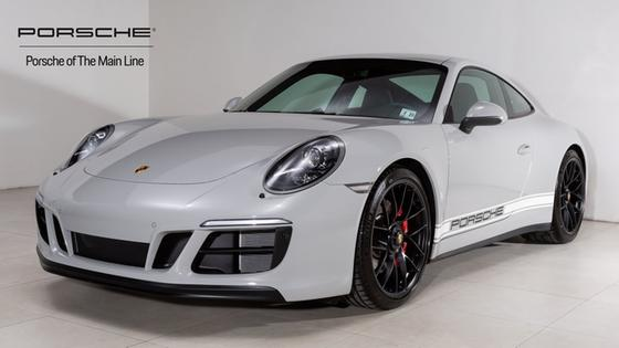 2018 Porsche 911 Carrera GTS:21 car images available
