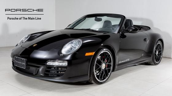2012 Porsche 911 Carrera GTS:23 car images available