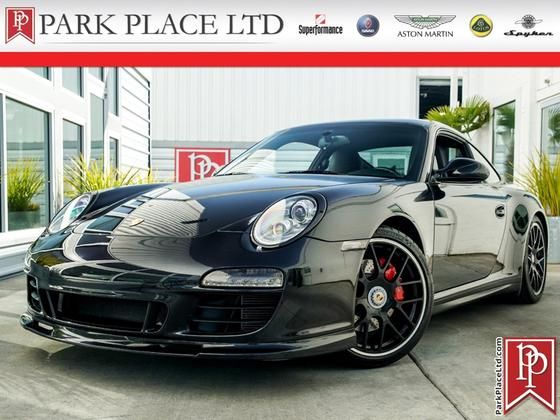 2012 Porsche 911 Carrera GTS:24 car images available