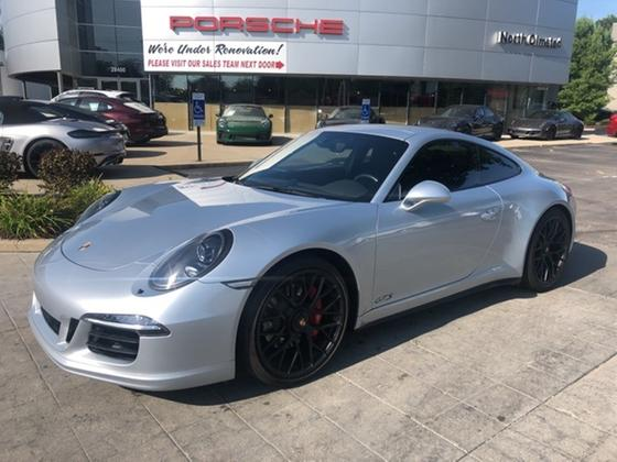 2016 Porsche 911 Carrera GTS:20 car images available