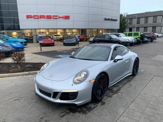 2017 Porsche 911 Carrera GTS:21 car images available