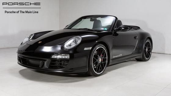 2011 Porsche 911 Carrera GTS:23 car images available