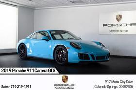 2019 Porsche 911 Carrera GTS:24 car images available