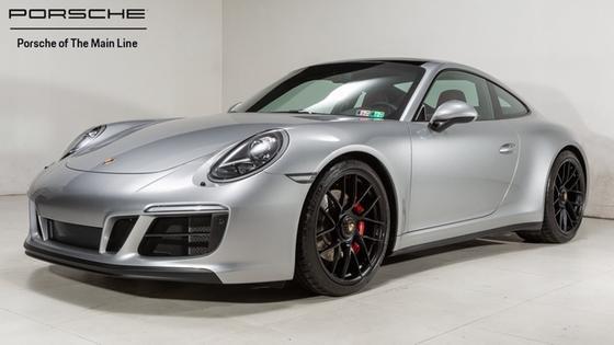 2018 Porsche 911 Carrera GTS:22 car images available