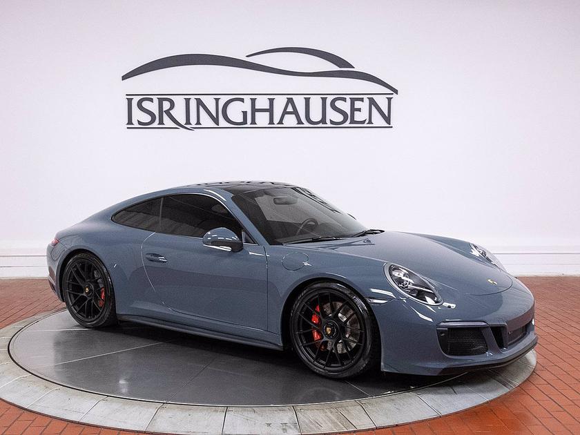 2018 Porsche 911 Carrera GTS:21 car images available