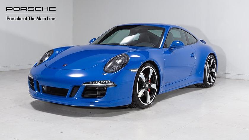 2016 Porsche 911 Carrera GTS:22 car images available