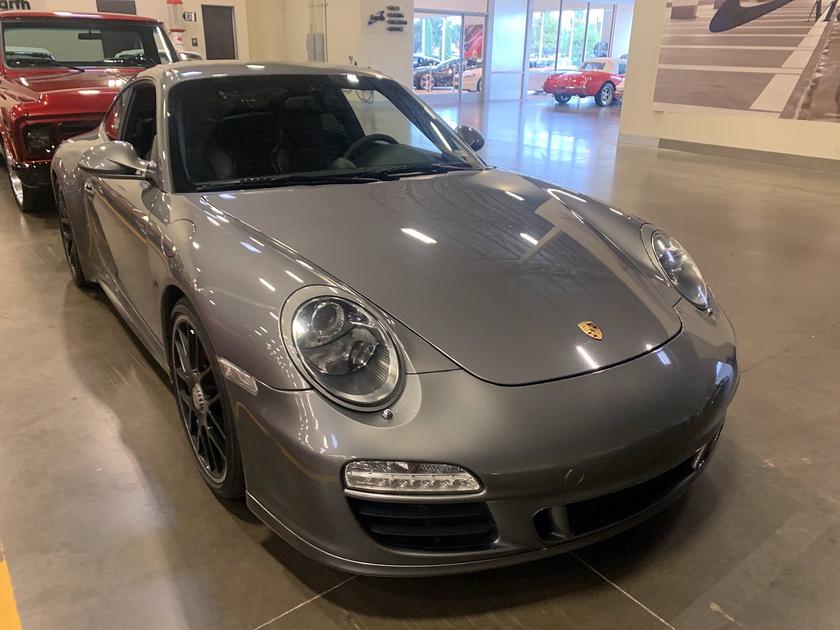 2011 Porsche 911 Carrera GTS:7 car images available