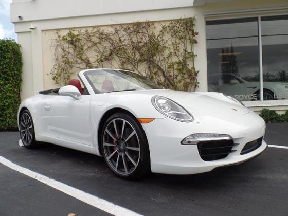 2015 Porsche 911 Carrera S Cabriolet:12 car images available