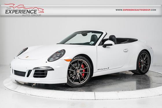 2014 Porsche 911 Carrera S Cabriolet:24 car images available