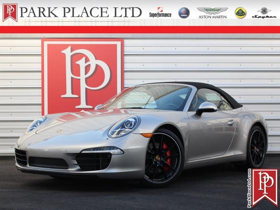 2012 Porsche 911 Carrera S Cabriolet:24 car images available