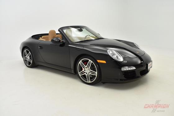 2011 Porsche 911 Carrera S Cabriolet:24 car images available