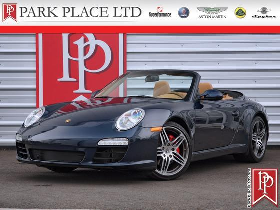2010 Porsche 911 Carrera S Cabriolet:24 car images available