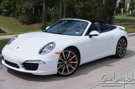 2013 Porsche 911 Carrera S Cabriolet:24 car images available