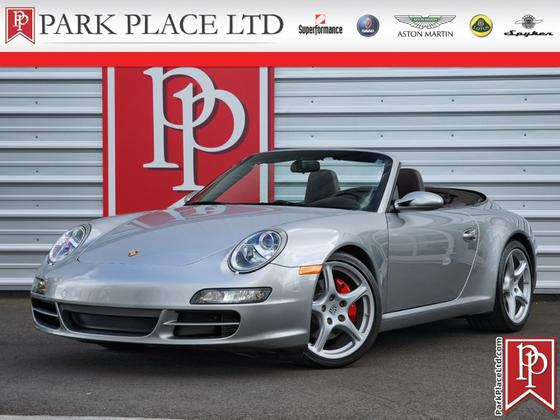 2007 Porsche 911 Carrera S Cabriolet:24 car images available