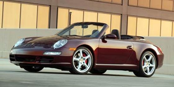 2007 Porsche 911 Carrera S Cabriolet : Car has generic photo