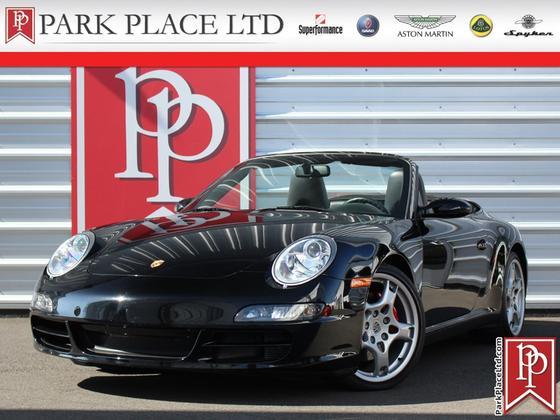 2006 Porsche 911 Carrera S Cabriolet:24 car images available