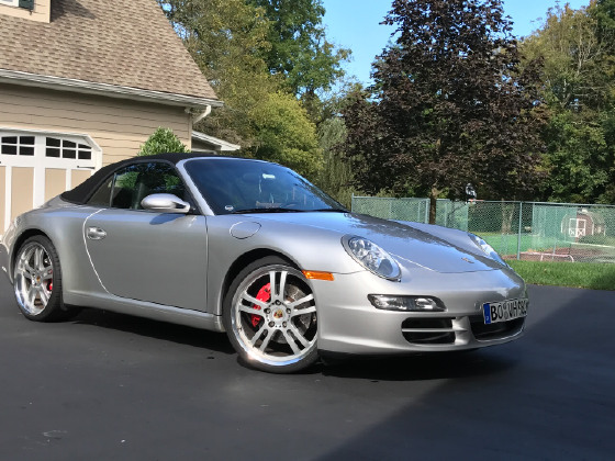 2005 Porsche 911 Carrera S Cabriolet:6 car images available