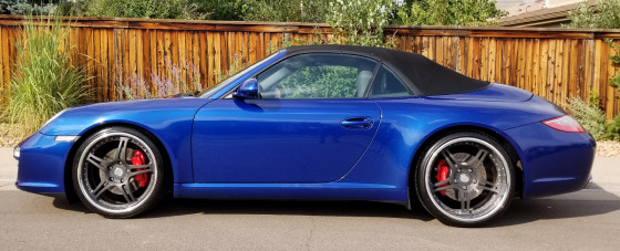2009 Porsche 911 Carrera S Cabriolet:18 car images available