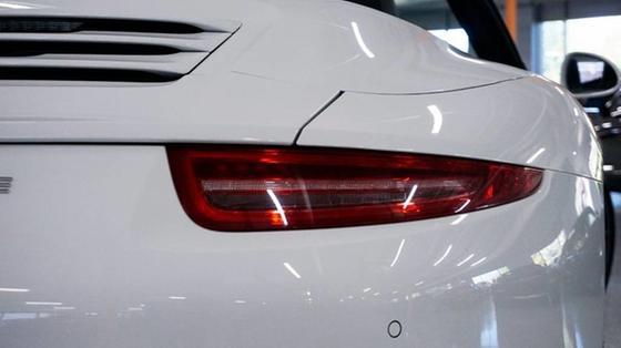 2014 Porsche 911 Carrera S Cabriolet