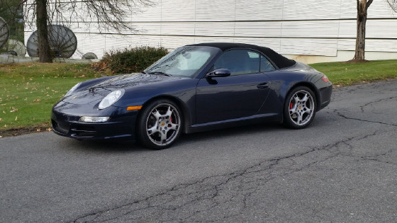 2008 Porsche 911 Carrera S Cabriolet:6 car images available