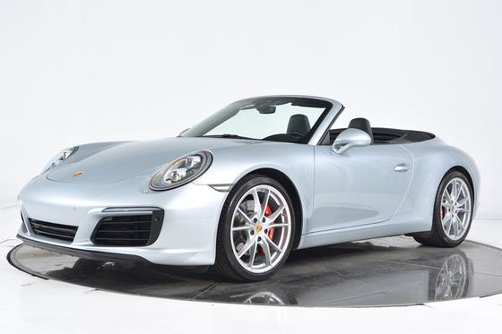 2017 Porsche 911 Carrera S Cabriolet:24 car images available