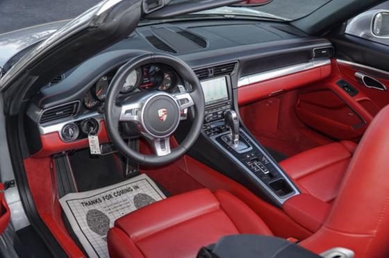 2015 Porsche 911 Carrera S Cabriolet