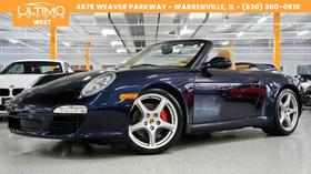 2009 Porsche 911 Carrera S Cabriolet:24 car images available