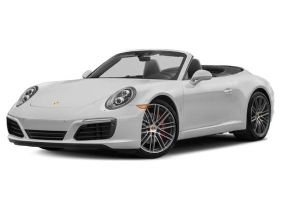 2019 Porsche 911 Carrera S Cabriolet : Car has generic photo