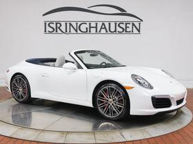 2019 Porsche 911 Carrera S Cabriolet:24 car images available