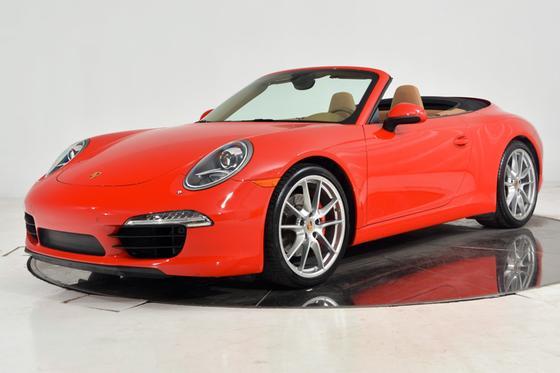 2013 Porsche 911 Carrera S Cabriolet:24 car images available