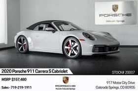 2020 Porsche 911 Carrera S Cabriolet:24 car images available