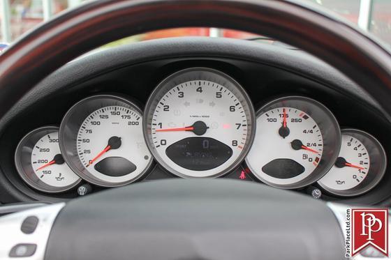 2006 Porsche 911 Carrera S Cabriolet