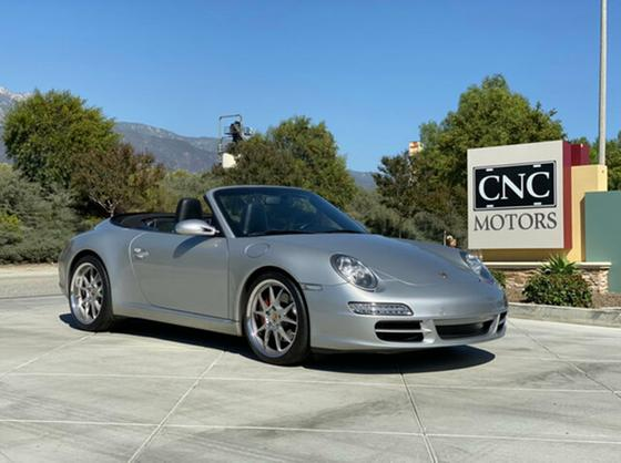 2006 Porsche 911 Carrera S Cabriolet:24 car images available
