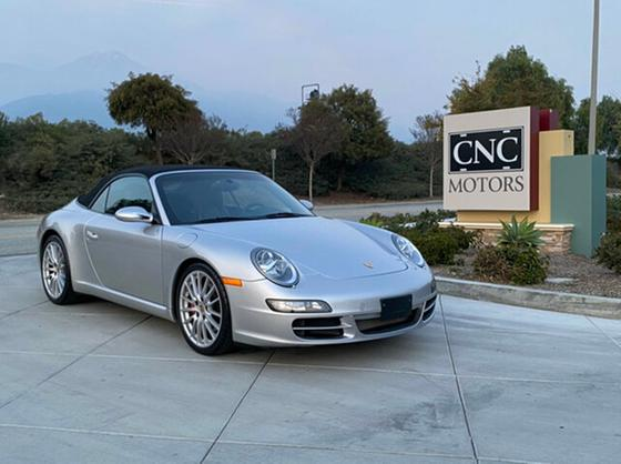 2007 Porsche 911 Carrera S Cabriolet:10 car images available