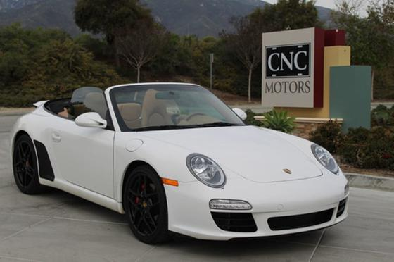 2009 Porsche 911 Carrera S Cabriolet:24 car images available
