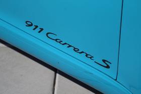 2017 Porsche 911 Carrera S Cabriolet