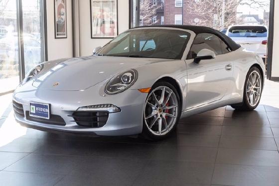 2015 Porsche 911 Carrera S Cabriolet:6 car images available