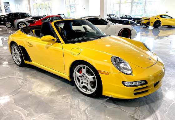 2006 Porsche 911 Carrera S Cabriolet:6 car images available