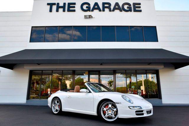2007 Porsche 911 Carrera S Cabriolet:24 car images available