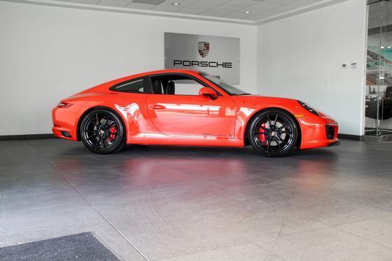 2017 Porsche 911 Carrera S:23 car images available