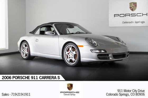 2006 Porsche 911 Carrera S:19 car images available