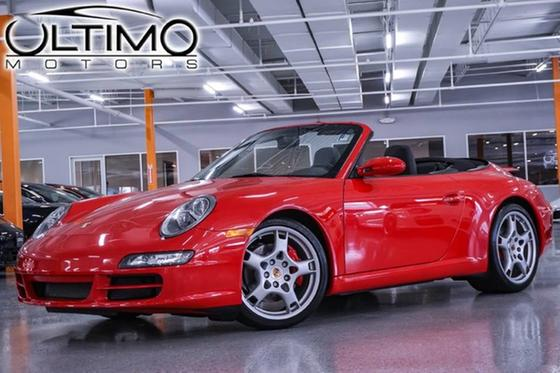 2007 Porsche 911 Carrera S:24 car images available