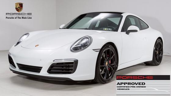 2017 Porsche 911 Carrera S:22 car images available
