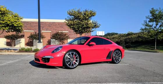 2013 Porsche 911 Carrera S:17 car images available
