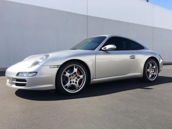 2006 Porsche 911 Carrera S:17 car images available