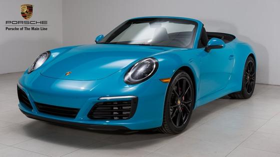 2018 Porsche 911 Carrera S:24 car images available