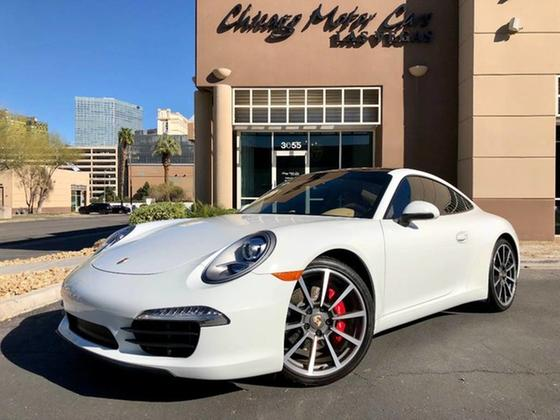 2016 Porsche 911 Carrera S:24 car images available