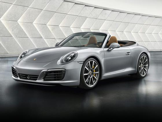 2017 Porsche 911 Carrera S : Car has generic photo