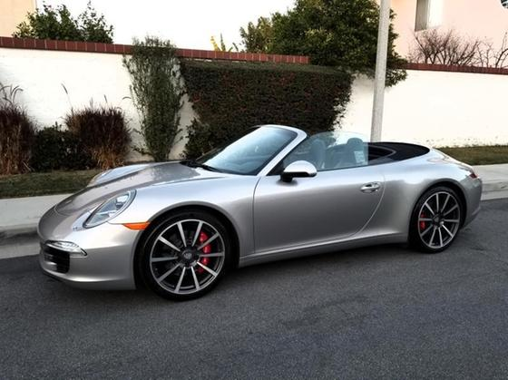 2013 Porsche 911 Carrera S:20 car images available
